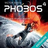 Phobos: Il est trop tôt pour respirer (Phobos 4) [Livre audio]