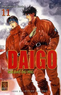 Daigo, soldat du feu, Tome 11 :