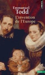L'invention de l'Europe [Poche]