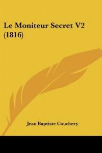 Le Moniteur Secret V2 (1816)