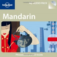 Mandarin phrasebook (1CD audio)