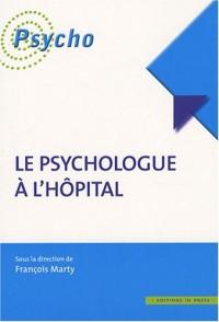 Psychologue à l'hôpital