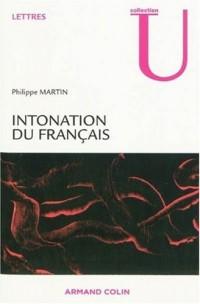 L'intonation du français