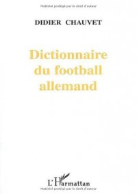 Dictionnaire du football allemand