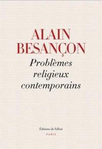 Problemes religieux contemporains