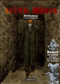 Extra-muros : Intégrale du cycle de Mordange Coffret 3 volumes : Tome 1, La griffe du diable ; Tome 2, Le bal des gargouilles ; Tome 3, L'apprenti sorcier (1CD audio)