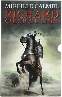 Richard coeur de lion t.1 et t.2 ; coffret