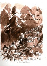 Sept jours avant la saint-jean