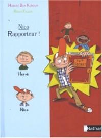 Rapporteur !