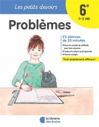 Problèmes 6e