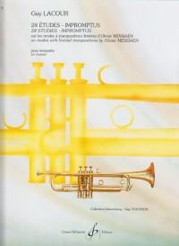 28 Etudes Sur les Modes a Transpositions Limitees d'O. Messiaen