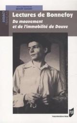 Lectures de Bonnefoy : Du mouvement et de l'immobilité de Douve