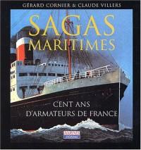 Sagas maritimes : Cent ans d'armateurs de France