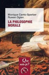La philosophie morale [Poche]