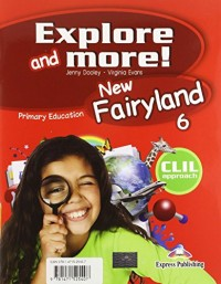 New Fairyland 6 Primary Education Pupil's Pack (Spain)