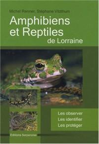 Amphibiens et Reptiles de Lorraine