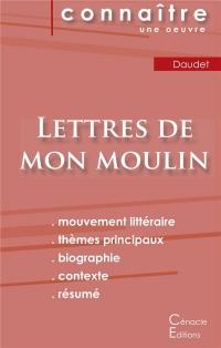 Fiche de Lecture Lettres de Mon Pere de Alphonse Daudet Analyse Litteraire de Re