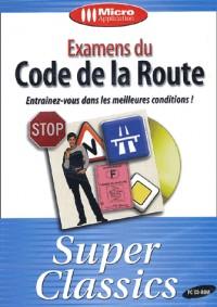 Examens du Code de la route : CD-ROM