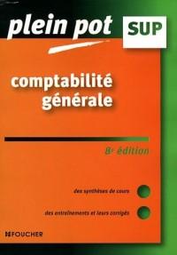 Comptabilité générale, enseignement supérieur, BTS, DUT tertiaires