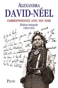 Correspondance avec son mari, nouvelle édition