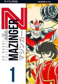 Mazinger Z Tome 1