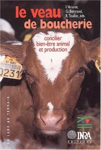 Le Veau de boucherie : Concilier bien-être animal et production