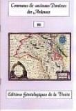 Communes et  Anciennes Paroisses des Ardennes