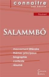 Fiche de lecture Salammbô de Flaubert (analyse littéraire de référence et résumé complet)