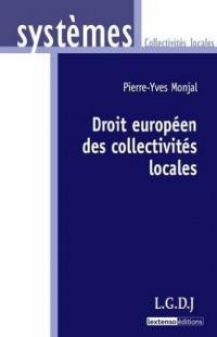 Droit européen des collectivités locales