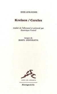 Cercles : Edition bilingue français-allemand