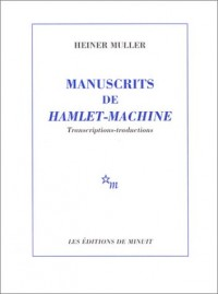 Manuscrits de Hamlet-machine