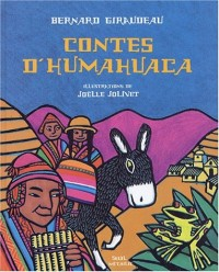 Contes d'Humahuaca (1 livre + 1 CD audio)
