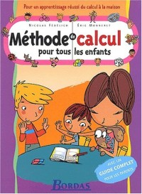 METHODE DE CALCUL CP/CE    (Ancienne Edition)