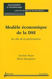 Modèle économique de la DSI les clés de la performance coll management et informatique
