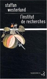 Institut de recherches