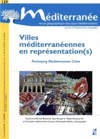 Villes Méditerranéennes en Représentation(S)