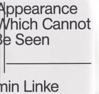 Armin Linke : The appearance of that which cannot be seen