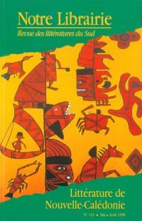 134- Litterature de Nouvelle-Caledonie