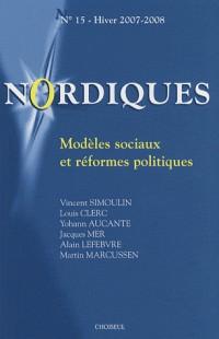Modeles sociaux et réformes politiques - (N.15 Hiver 2007-2008)