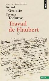 Travail de Flaubert [Poche]