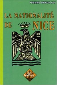 La Nationalité de Nice
