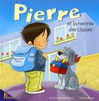 Pierre et la rentrée des classes