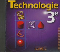 Technologie 3e : CD-ROM