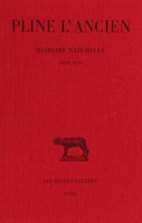 Histoire naturelle, livre XXXI. Remèdes tirés des eaux