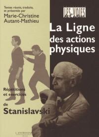 La ligne des actions physiques