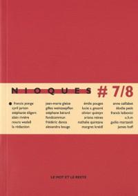 Nioques, N° 7/8 :