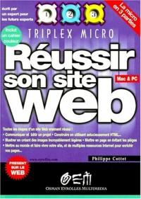 Réussir son site web
