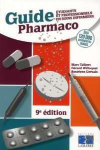 Guide pharmaco 9e ed