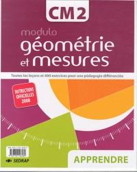 Classeur Modulo Mesures et Géometrie CM2