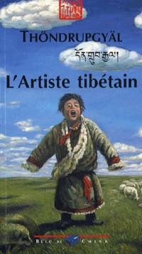 L'artiste tibétain